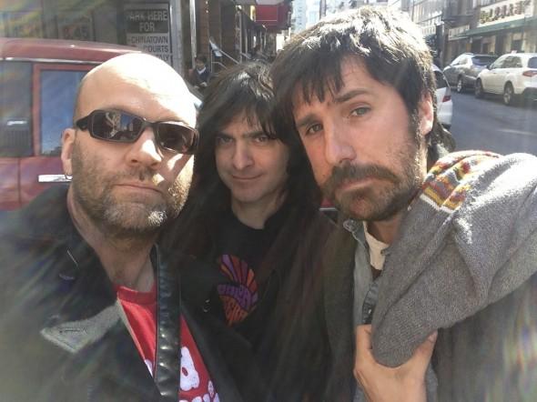 David, Seth and Javi