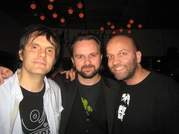 Mike, Tim, David