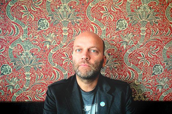 David Myhr (2016)