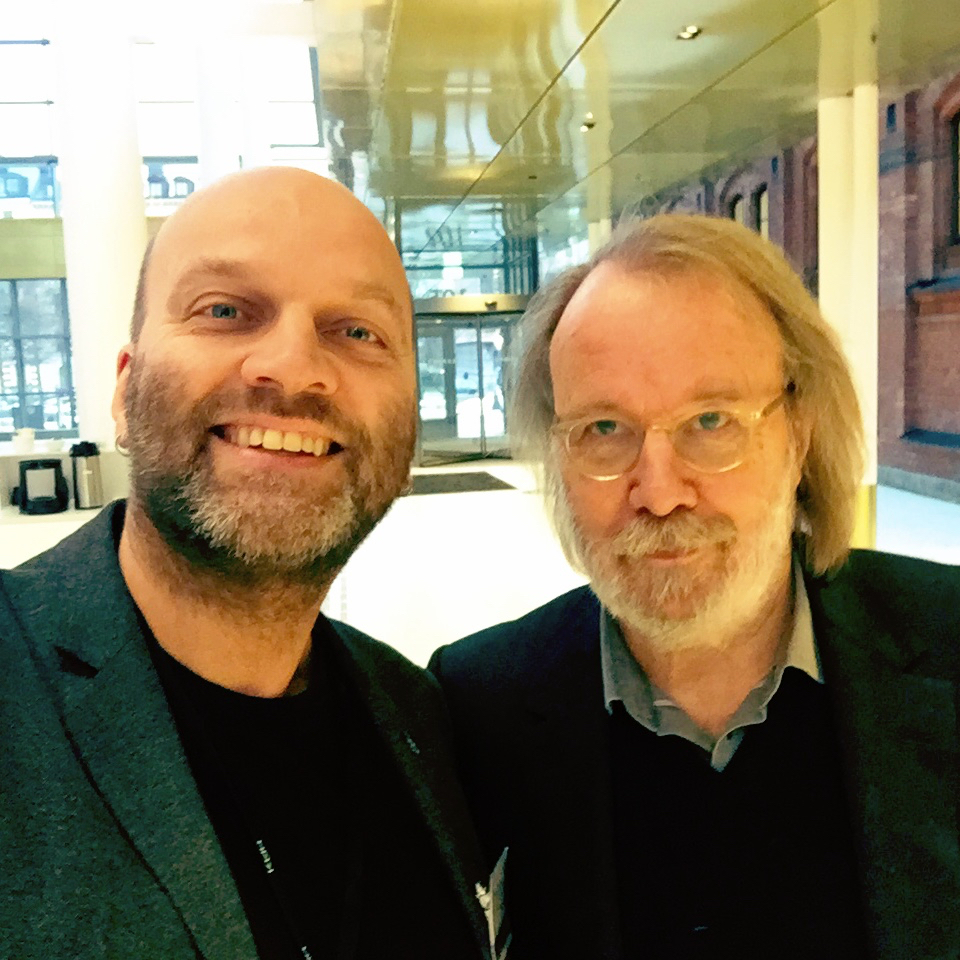 Benny Andersson 2013