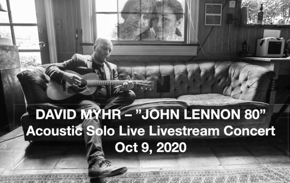 David Myhr - John Lennon 80